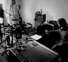 The Cell Recording Studio by Ian Porter