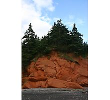 Cape Chignecto Nova Scotia Photographic Print