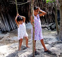Mayan Sisters by Kate Purdy