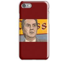 Graduation Day, Part Two - The Mayor - BtVS iPhone Case/Skin