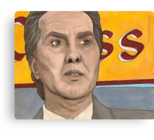 Graduation Day, Part Two - The Mayor - BtVS Canvas Print