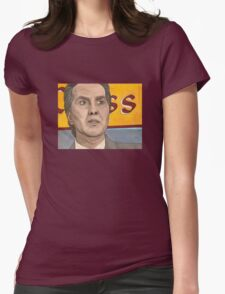 Graduation Day, Part Two - The Mayor - BtVS Womens Fitted T-Shirt