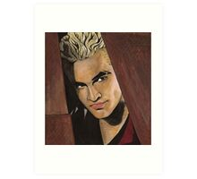 Lovers Walk - Spike - BtVS Art Print