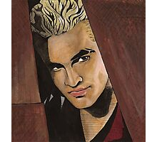 Lovers Walk - Spike - BtVS Photographic Print