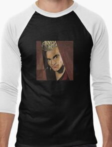 Lovers Walk - Spike - BtVS Men's Baseball ¾ T-Shirt