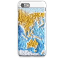World Map - Recycled iPhone Case/Skin