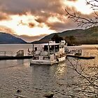 Loch Lomond Scotland by flyingscot