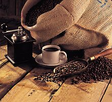 Coffee Beans by flyingscot