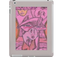 seeing the truth iPad Case/Skin