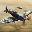 Spitfire Parade by Rasendyll