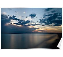 Great Keppel Island Sunset Poster