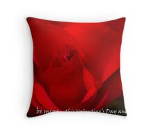 be mine.. Throw Pillow
