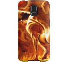 Playing With Fire Samsung Galaxy Case/Skin