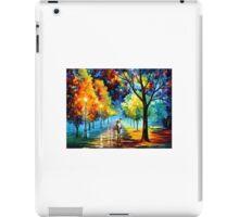 Night Alley — Buy Now Link - www.etsy.com/listing/126202185 iPad Case/Skin