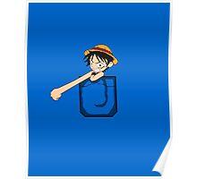 Luffy Pocket Poster