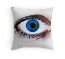 Eyeball Throw Pillow