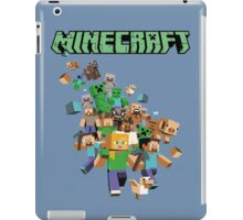 Minecraft love iPad Case/Skin