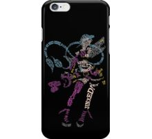 Jinx Typography iPhone Case/Skin