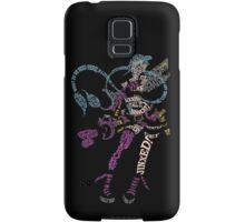 Jinx Typography Samsung Galaxy Case/Skin