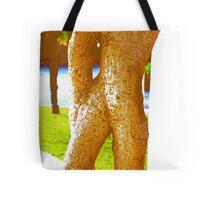 Yoga Asana Tote Bag