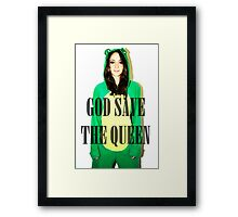 Remy LaCroix - The Queen Framed Print