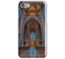 The Power Of Peace iPhone Case/Skin