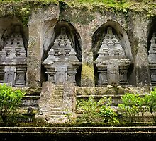 Gunung Kawi Temple Complex, Bali by jaymephoto