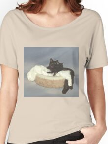 Cats in the sky Women's Relaxed Fit T-Shirt