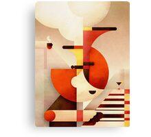 Jazzman Canvas Print