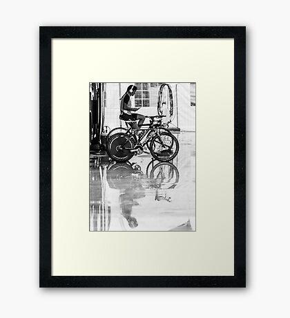 Michelle Benson (RSA) Framed Print