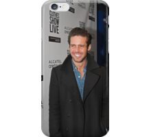 Spencer Matthews at the Clothes show live 2014 in Birmingham iPhone Case/Skin