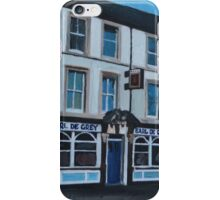 Hull, the Earl de Grey Pub iPhone Case/Skin