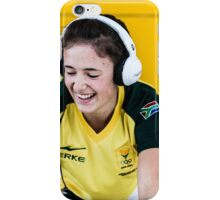 Michelle Benson (RSA) iPhone Case/Skin