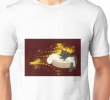 Cats in Space 4 Unisex T-Shirt