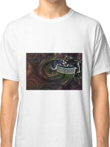 Cats in Space 5 Classic T-Shirt