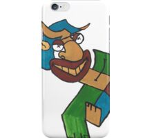Chinese Masculinity  iPhone Case/Skin