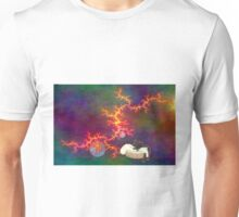 Cats in Space 6 Unisex T-Shirt
