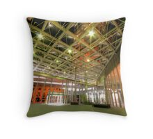 Approach The Arrow Throw Pillow