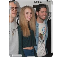 Celebrities at the Clothes Show Live 2014 in Birmingham iPad Case/Skin