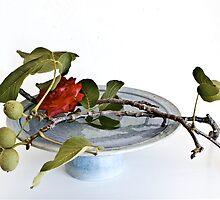 Ikebana-066 by Baiko