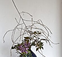 Ikebana-067 by Baiko