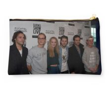 Celebrities at the Clothes Show Live 2014 in Birmingham Studio Pouch
