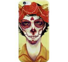 Vida en Muerte iPhone Case/Skin