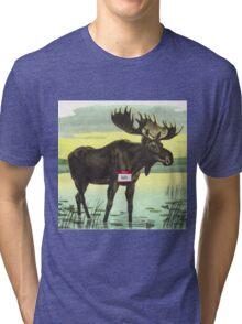 Pablo Le Moose Tri-blend T-Shirt