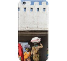 Erer Gate in Harar, Ethiopia iPhone Case/Skin