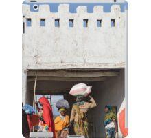 Erer Gate in Harar, Ethiopia iPad Case/Skin