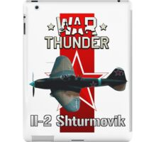 War Thunder Il-2 Sturmovik iPad Case/Skin