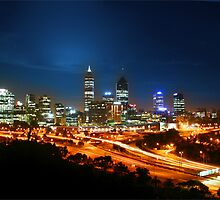 Pulse of Perth by Keegan Wong