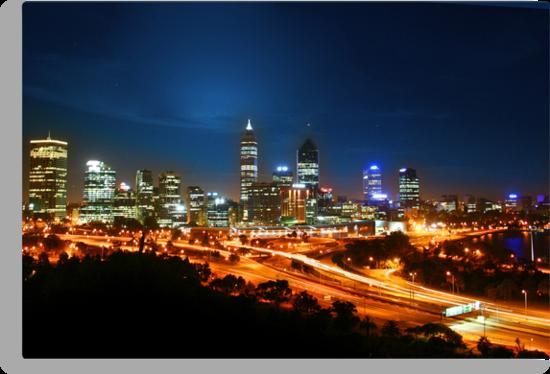 Pulse of Perth by Keegan Wong