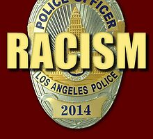 Racism - Dragnet Style by andabelart